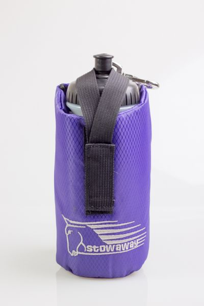 Performance Equestrian Stowaway Water Bottle Holder Bottle
